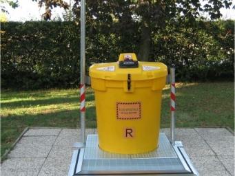 Zajem odpadnega jedilnega olja