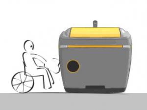 Odprtina za invalide