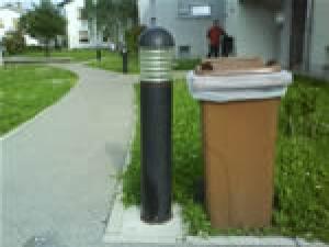 Bimas biološkorazgradljiva in kompostirna podloga 80/120/240L