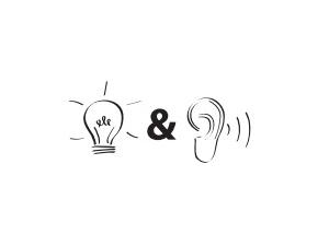 Vizualni in zvočni signal ob dvigu sistema