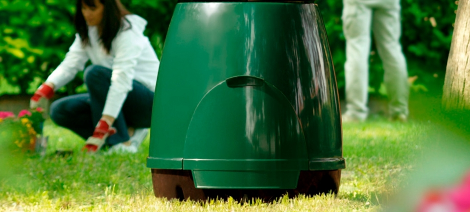Termo komposter 310L